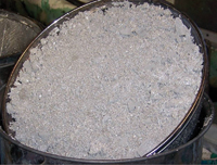 Harvested Silver Flake